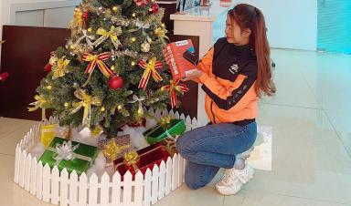 FPT Telecom Tuyên Quang cùng nhà Cáo toàn quốc rộn ràng đón Giáng Sinh