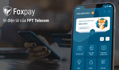 Ví điện tử Foxpay của FPT Telecom được vinh danh giải Sao Khuê 2021